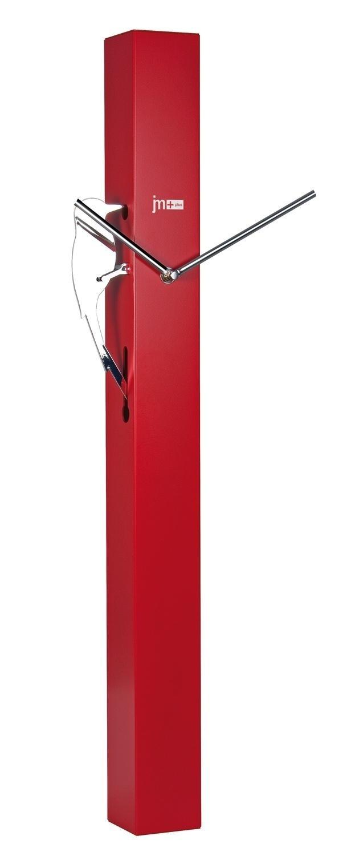 Designové kyvadlové nástěnné hodiny 14541R Lowell 65cm