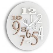 Designové nástěnné hodiny I036S IncantesimoDesign 35cm - záruka 3 roky