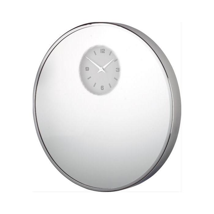 Nástěnné hodiny 22646 Balvi mirror 45cm