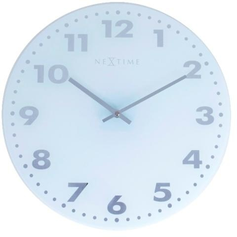 Nástěnné hodiny 2675 Nextime Little Flexa 35cm