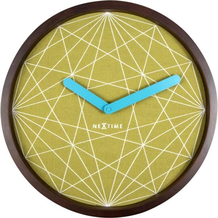 Nástěnné hodiny 3204 Nextime Calmer 40cm