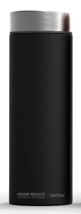 ASOBU luxusní termoska Le Baton silver 500ml