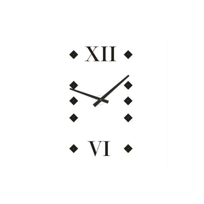 Nástěnné hodiny 1577 Calleadesign 140cm (20 barev) Barva černá